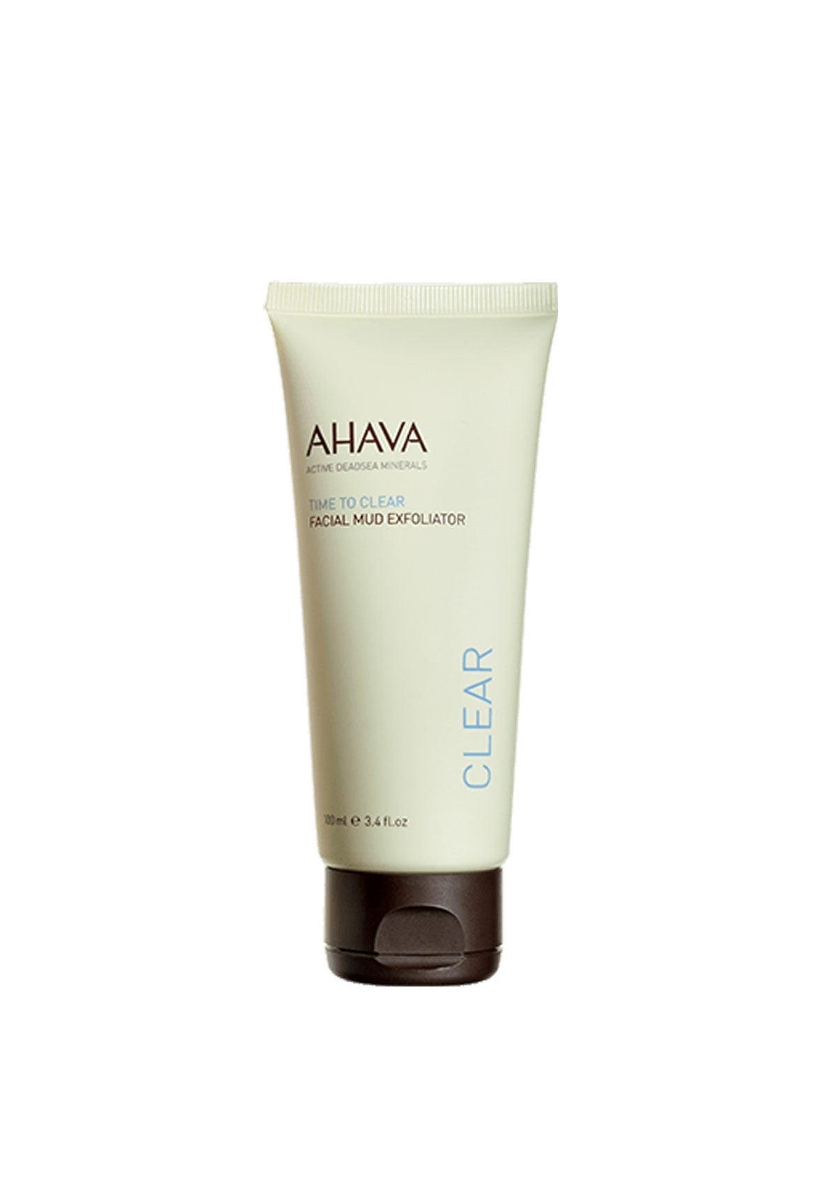 AHAVA - Facial Mud Exfoliator - DeadSeaShop.co.uk