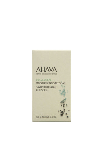 AHAVA - Moisturizing Dead Sea Salt Soap - DeadSeaShop.co.uk