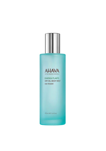 AHAVA - Dry Oil Body Mist - Sea-kissed - DeadSeaShop.co.uk