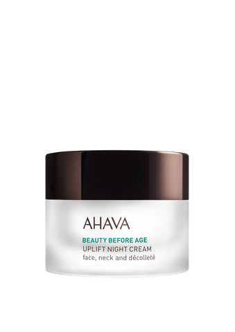 AHAVA - Uplift Night Cream - DeadSeaShop.co.uk