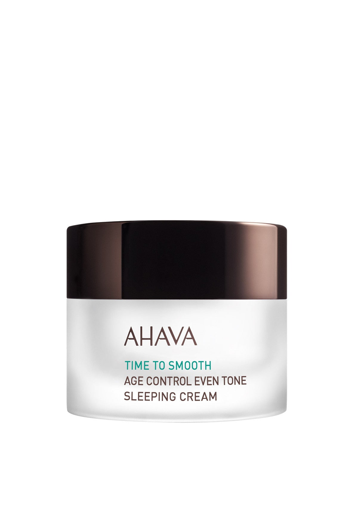 AHAVA - Age Control Even Tone Sleeping Cream - DeadSeaShop.co.uk