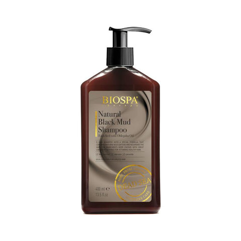Natural Black Mud Shampoo