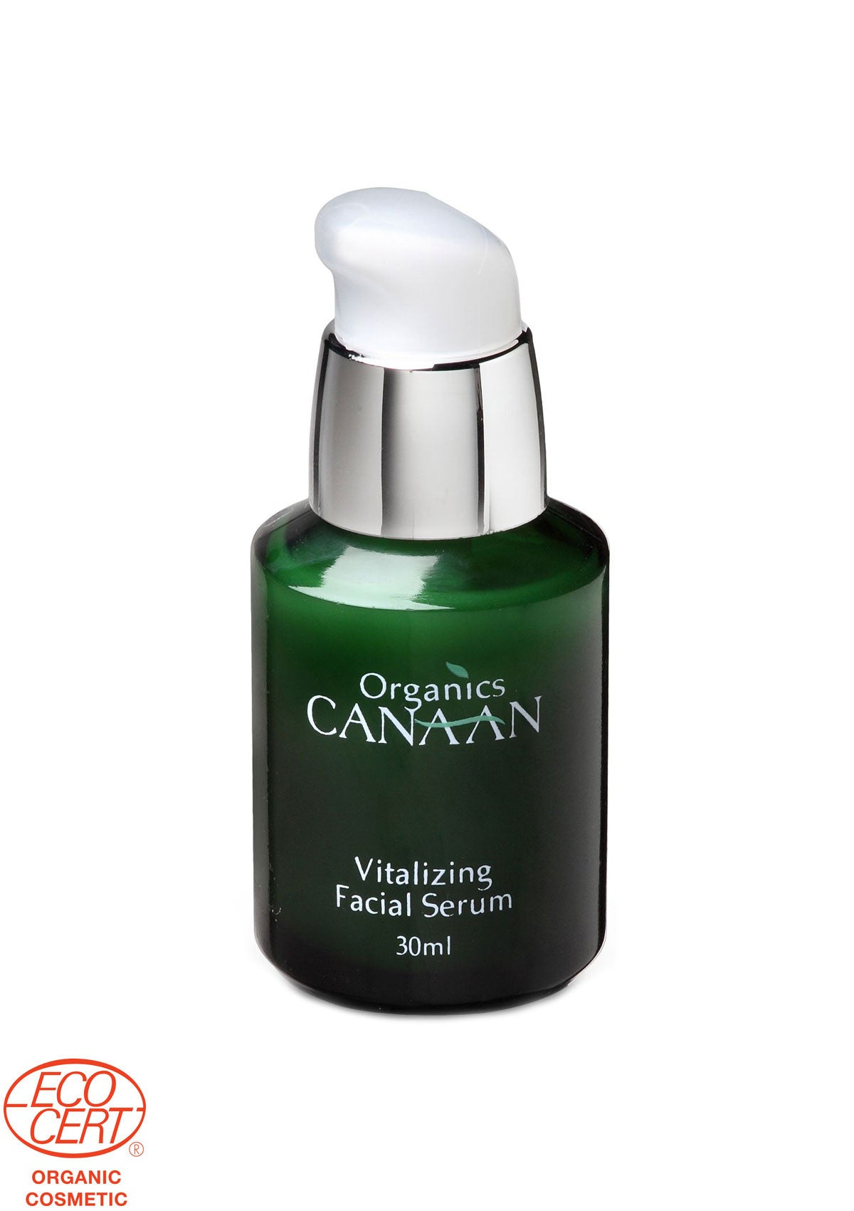 Canaan Organic - Vitalizing Facial Serum - DeadSeaShop.co.uk