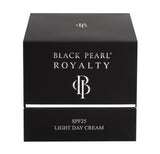 Black Pearl Royalty - Light Day Cream SPF-20 - DeadSeaShop.co.uk