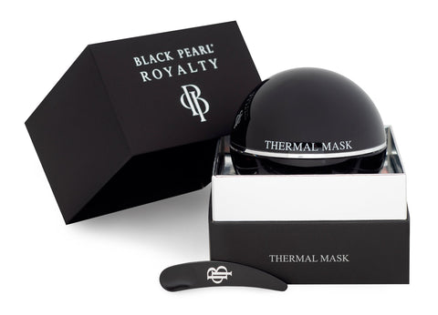 Black Pearl Royalty - Thermal Mask - DeadSeaShop.co.uk