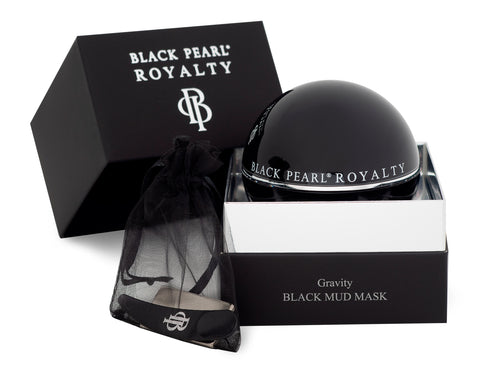 Black Pearl Royalty - Gravity Mask - DeadSeaShop.co.uk