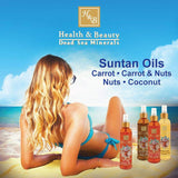 Health & Beauty - Suntan Oils - DeadSeaShop.co.uk