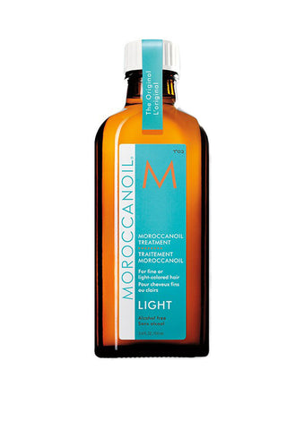 MOROCCANOIL - Treatment Light - for fine or light colored hair 125ml - DeadSeaShop.co.uk