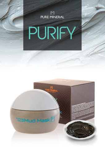 Purifying Natural Mud Mask