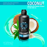 YOFING - Extra Volume Shampoo with Coconut Oil - DeadSeaShop.co.uk