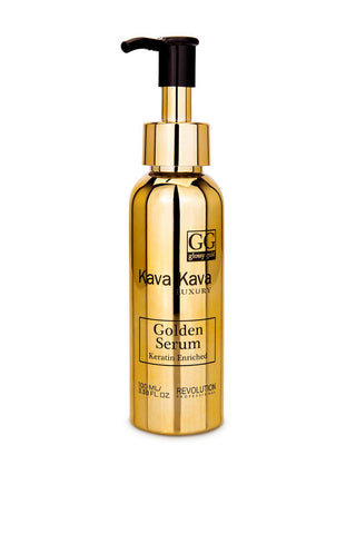 Kava Kava - Golden Serum - Keratin Serum - DeadSeaShop.co.uk