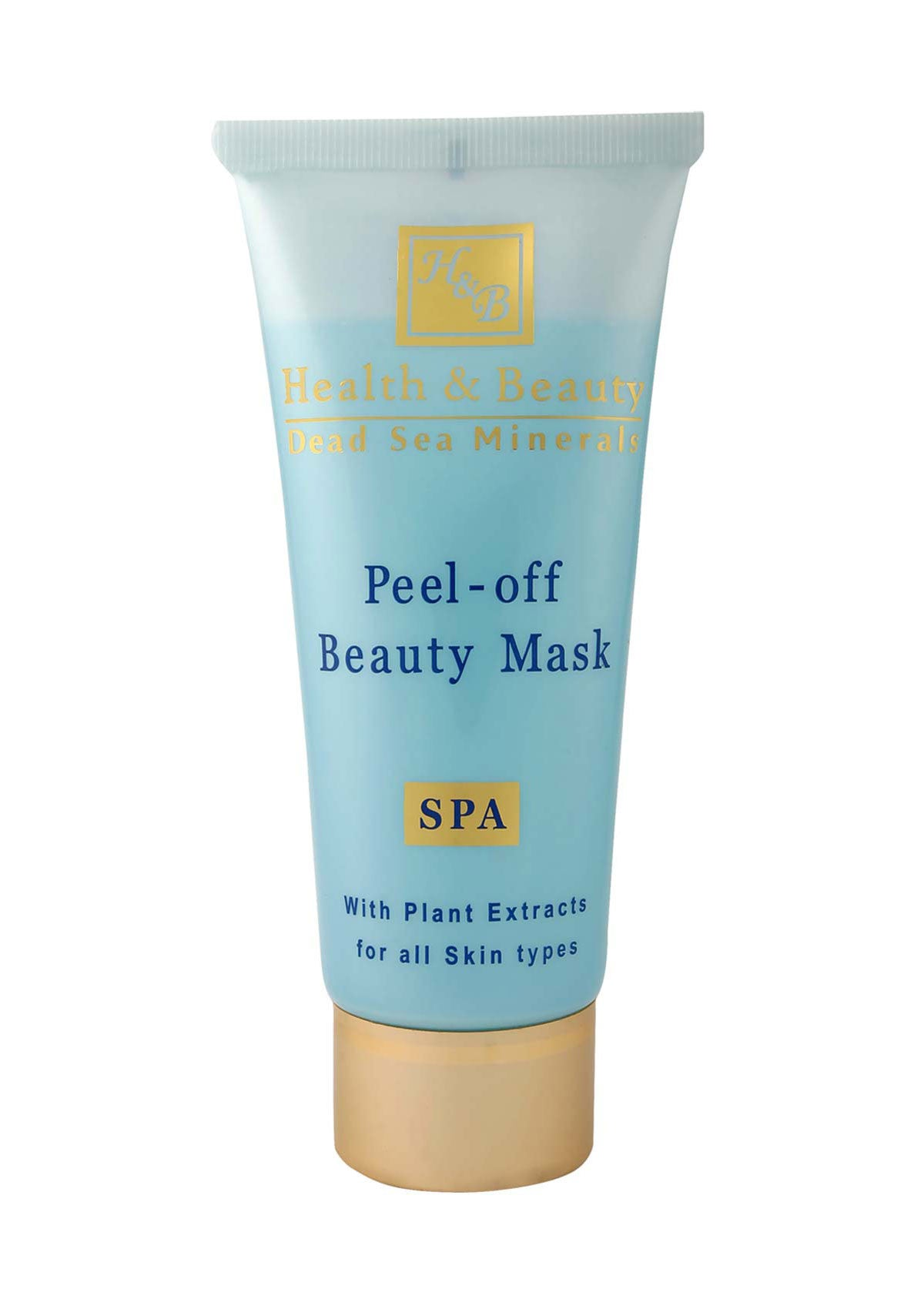 Health & Beauty - Firming Peel Off Mask - DeadSeaShop.co.uk