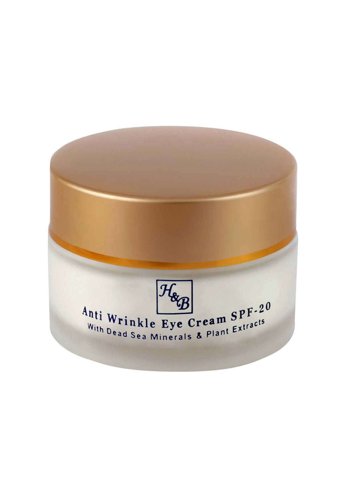 Health & Beauty - Anti Wrinkle Eye Cream SPF-20 - DeadSeaShop.co.uk