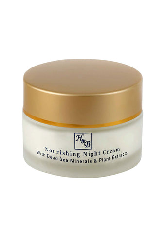 Health & Beauty - Firming Night Cream - DeadSeaShop.co.uk