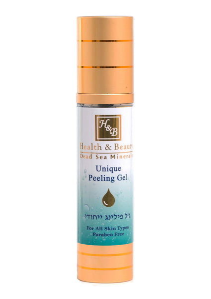 Health & Beauty - Facial Peeling Gel - DeadSeaShop.co.uk