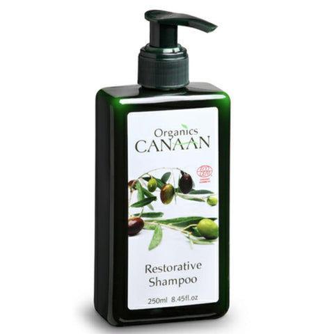Canaan Organics Restorative Shampoo - deadseashop.co.uk
