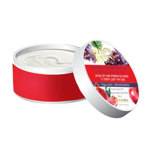 Red Grape & Pomegranate Antioxidant Body Butter