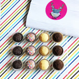 Box of Twelve Brigadeiros