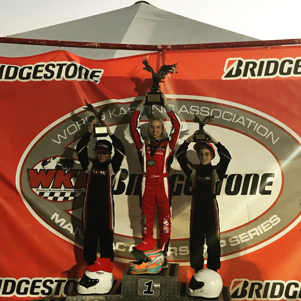 Greyhound Sweeps the Sportsman Division at the WKA Manufacturers Cup Series- Go Pro Motorplex