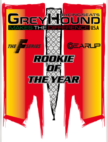 GreyHound Seats USA Partners with the F-Series, Establishing Rookie of the Year Awards