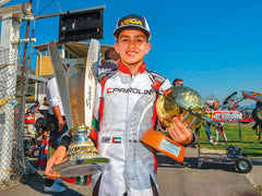 AL Dhaheri WSK Super Masters Mini 60 Champion