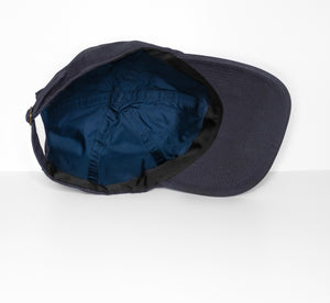 Load image into Gallery viewer, Blue Silk Lined Baseball Cap - anysun