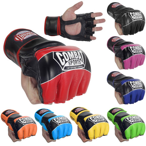 COMBAT SPORTS YOUTH PRO GRAPPLING GLOVES