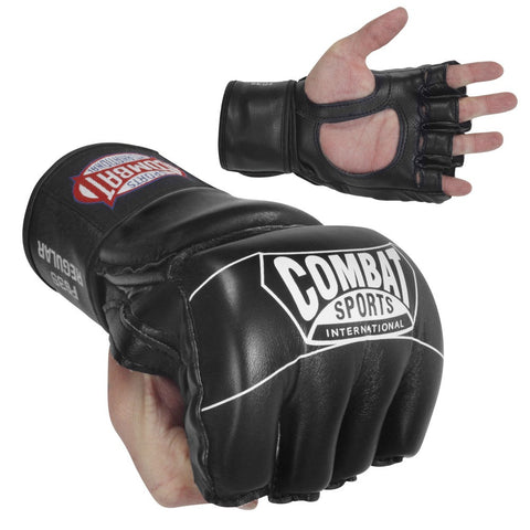 COMBAT SPORTS PRO STYLE GRAPPLING GLOVES