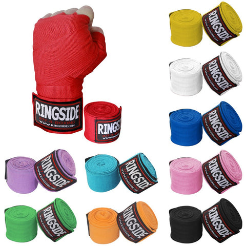 RINGSIDE MEXICAN STYLE BOXING HANDWRAPS - 180""
