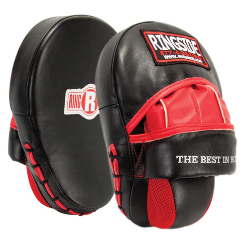 RINGSIDE WEDGE PANTHER PUNCH MITTS