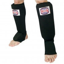 COMBAT SPORTS SLIP-ON SHIN-INSTEP GUARD