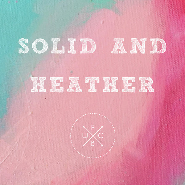 SOLID & HEATHER