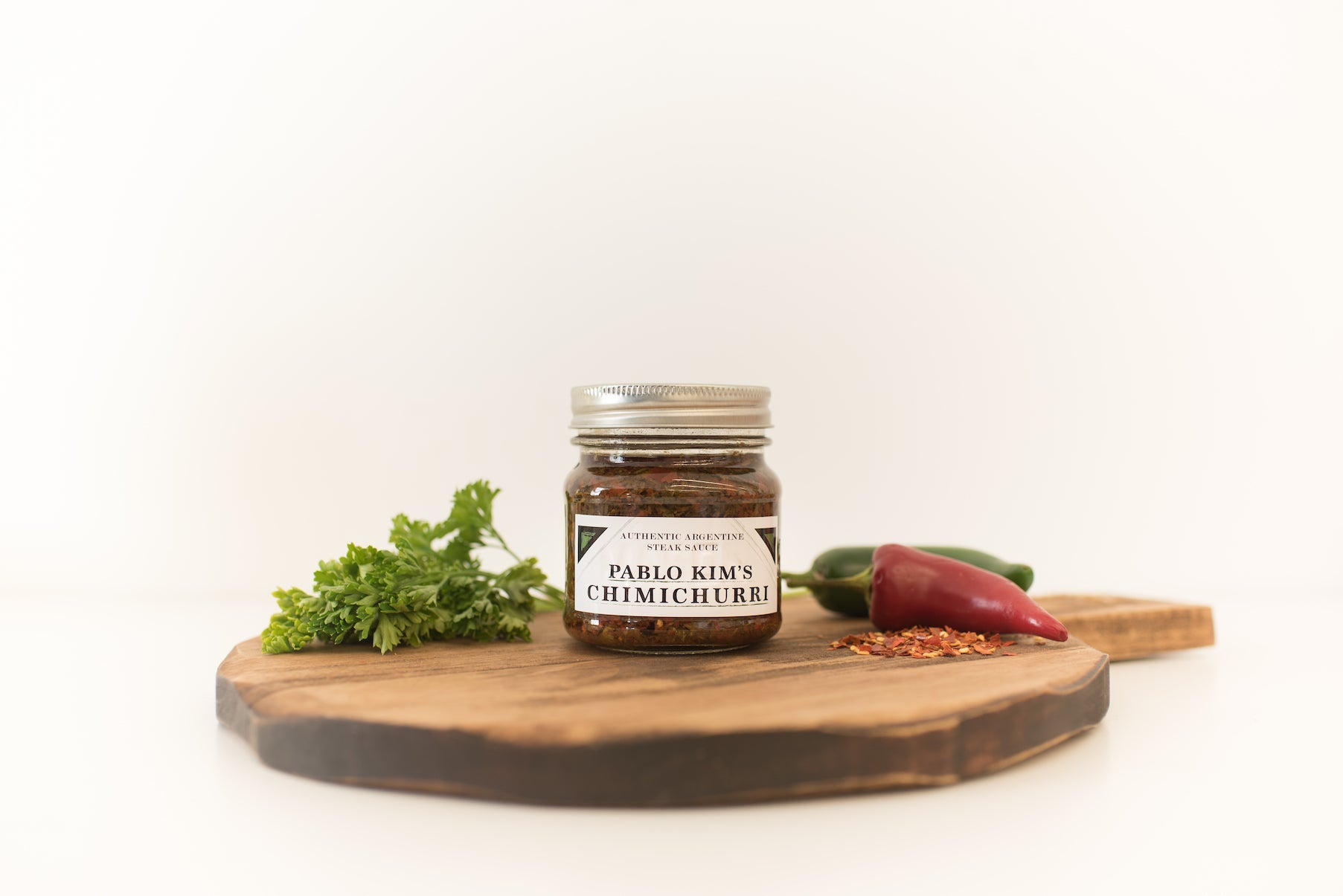 Spicy Chimichurri (8oz)