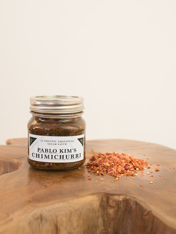 Spicy Chimichurri (16oz)