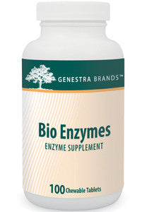 Bio Enzymes (Chewable) 100 tabs