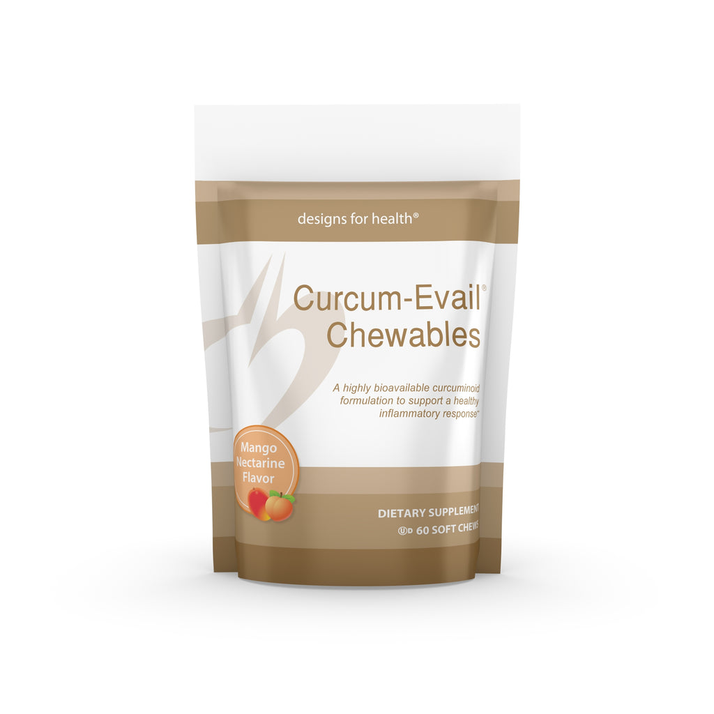 Curcum-Evail® Chewables 60 CT