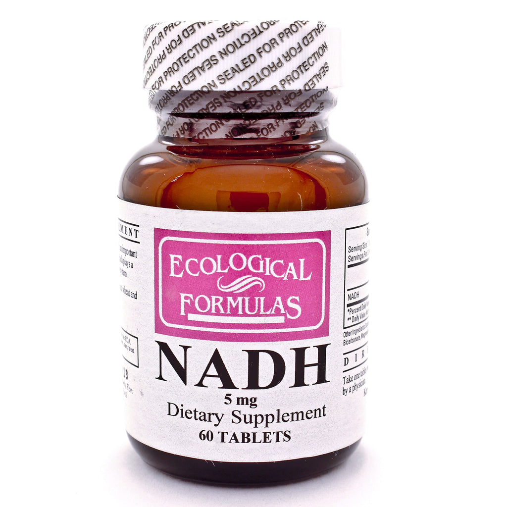 NADH 5 mg 60CT