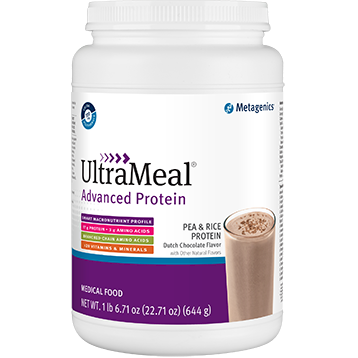UltraMeal Advanced Protein Dutch Chocholate 644g