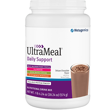 UltraMeal Daily Support Chocolate 574 gm