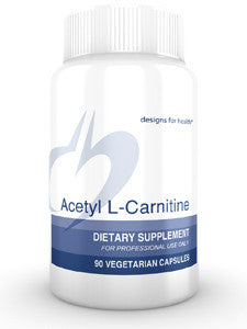 Acetyl L-Carnitine 800 mg 90vcaps