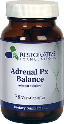 Adrenal Px Balance Capsules 75 CT