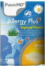 Allergy Plus Topical Patch