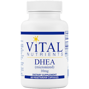 DHEA 10 MG, 60 CT