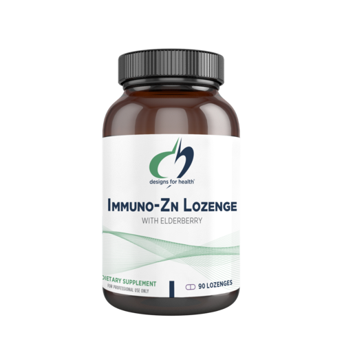 IMMUNO-ZN LOZENGE WITH ELDERBERRY - 90 CT