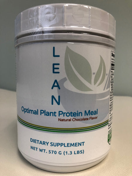 Lean Optimal Plant Protein - Chocolate - 15 servings
