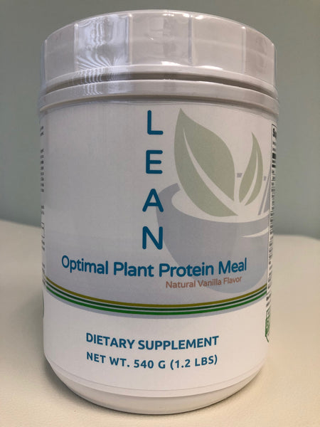 Lean Optimal Plant Protein - Vanilla - 15 servings