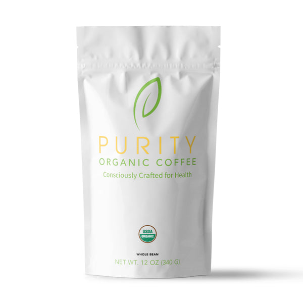 PURITY COFFEE - ORGANIC - 12 OZ BAG