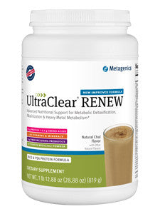 UltraClear Renew Chai