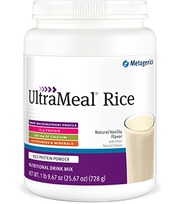UltraMeal RICE Vanilla
