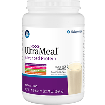 Ultrameal Advanced Protein French Vanilla
